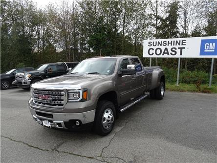 2014 GMC Sierra 3500HD SLT (Stk: GL258679B) in Sechelt - Image 1 of 21