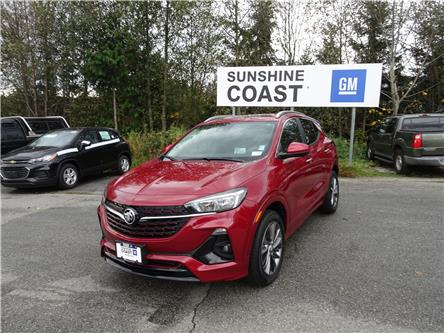 2021 Buick Encore GX Select (Stk: NM048439) in Sechelt - Image 1 of 24