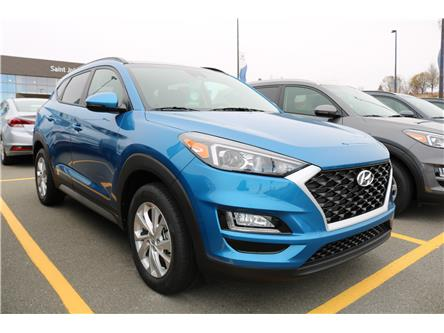 2021 Hyundai Tucson Preferred w/Sun & Leather Package (Stk: 17102) in Saint John - Image 1 of 4