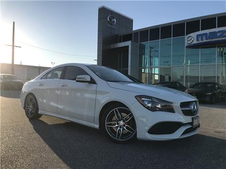2017 Mercedes-Benz CLA 250  (Stk: UM2489) in Chatham - Image 1 of 20