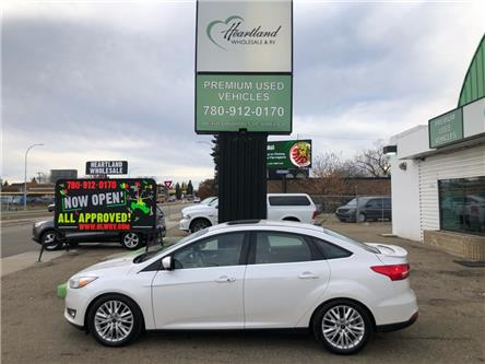 2015 Ford Focus Titanium (Stk: HW1036) in Edmonton - Image 1 of 26