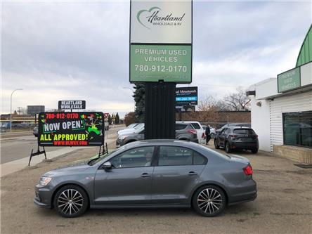 2016 Volkswagen Jetta GLI (Stk: HW1027) in Edmonton - Image 1 of 10