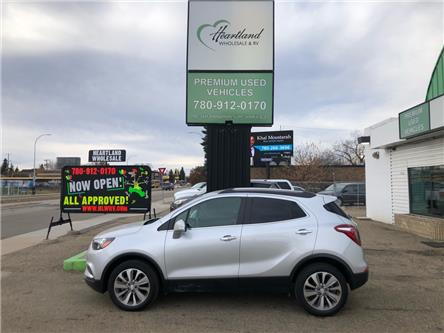 2019 Buick Encore Preferred (Stk: HW1022) in Edmonton - Image 1 of 25