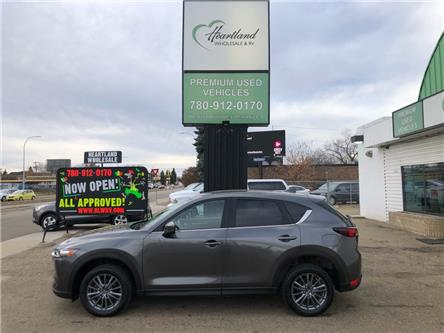 2017 Mazda CX-5 GX (Stk: HW1041) in Edmonton - Image 1 of 24
