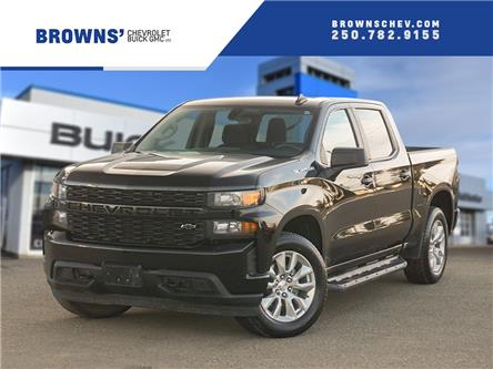 2019 Chevrolet Silverado 1500 Silverado Custom (Stk: 4547A) in Dawson Creek - Image 1 of 15
