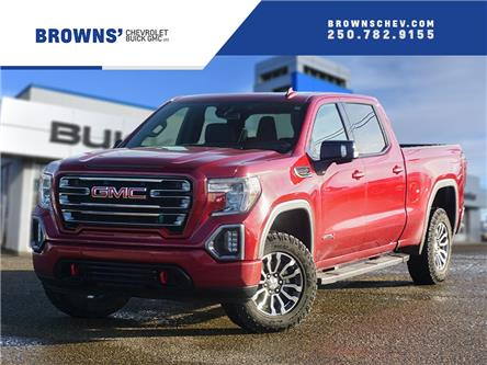 2020 GMC Sierra 1500 AT4 (Stk: T20-1557A) in Dawson Creek - Image 1 of 16