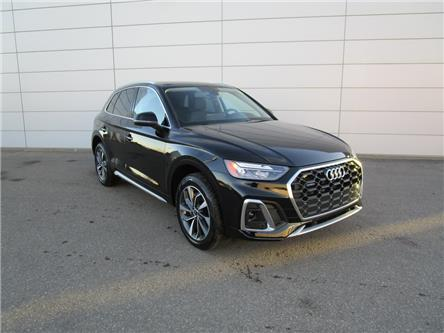 2021 Audi Q5 45 Progressiv (Stk: 210037) in Regina - Image 1 of 26