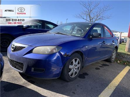 2007 Mazda Mazda3 GX AUTOMATIC, AMFM, CD (Stk: 48314A) in Brampton - Image 1 of 4