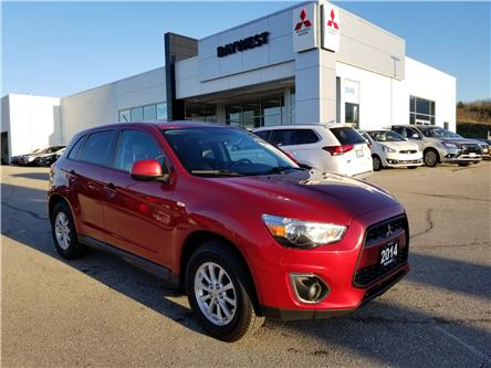 2014 Mitsubishi RVR SE (Stk: M20089A) in Owen Sound - Image 1 of 15