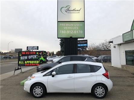 2016 Nissan Versa Note 1.6 SV (Stk: WB0018) in Edmonton - Image 1 of 32
