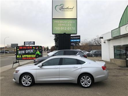 2017 Chevrolet Impala 1LT (Stk: WB0016) in Edmonton - Image 1 of 30