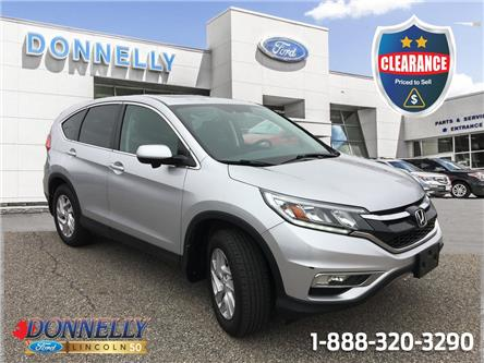 2016 Honda CR-V EX (Stk: CLDT110A) in Ottawa - Image 1 of 27