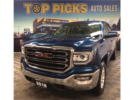 2018 GMC Sierra 1500 SLE (Stk: 110874) in NORTH BAY - Image 1 of 26
