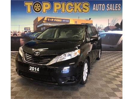2014 Toyota Sienna LE (Stk: 083737) in NORTH BAY - Image 1 of 26