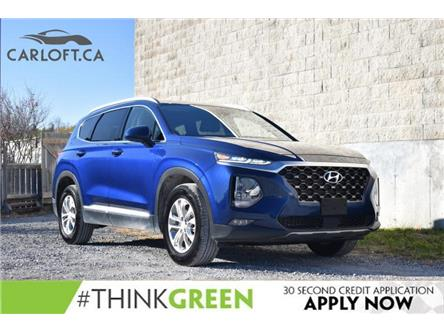 2020 Hyundai Santa Fe Essential 2.4  w/Safety Package (Stk: B6535) in Kingston - Image 1 of 24