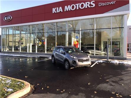 2017 Kia Sportage EX (Stk: S6759B) in Charlottetown - Image 1 of 10