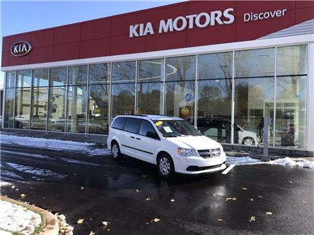 2017 Dodge Grand Caravan CVP/SXT (Stk: X4964A) in Charlottetown - Image 1 of 27