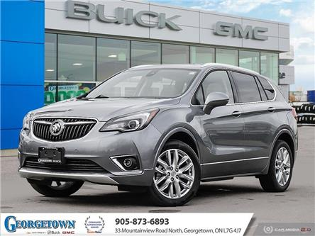 2020 Buick Envision Premium I (Stk: 32665) in Georgetown - Image 1 of 28