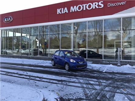 2018 Nissan Micra S (Stk: X4989A) in Charlottetown - Image 1 of 27
