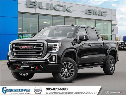 2021 GMC Sierra 1500 AT4 (Stk: 32570) in Georgetown - Image 1 of 28