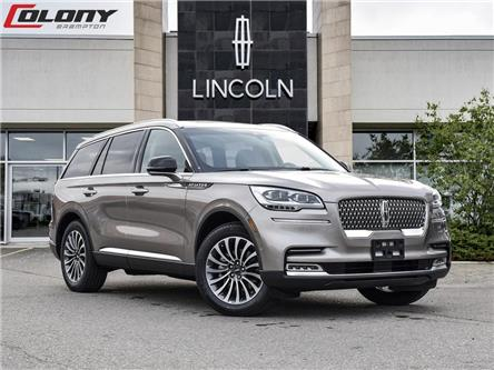 2020 Lincoln Aviator Reserve (Stk: P01213) in Brampton - Image 1 of 30