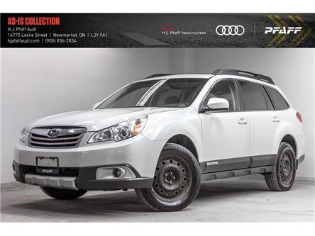 2011 Subaru Outback 2.5 i Sport Package (Stk: A13405A) in Newmarket - Image 1 of 22