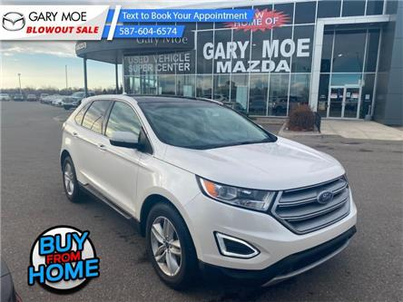 2016 Ford Edge SEL (Stk: ML0453) in Lethbridge - Image 1 of 30