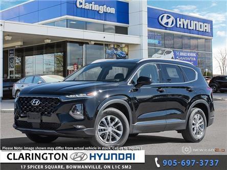 2020 Hyundai Santa Fe Essential 2.4  w/Safety Package (Stk: 20742) in Clarington - Image 1 of 24