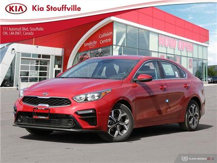 2021 Kia Forte  (Stk: 21076) in Stouffville - Image 1 of 26