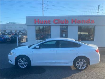 2015 Chrysler 200 Limited (Stk: B00289A) in Gloucester - Image 1 of 19