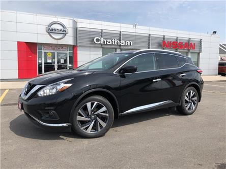 2017 Nissan Murano Platinum (Stk: T9400A) in Chatham - Image 1 of 21