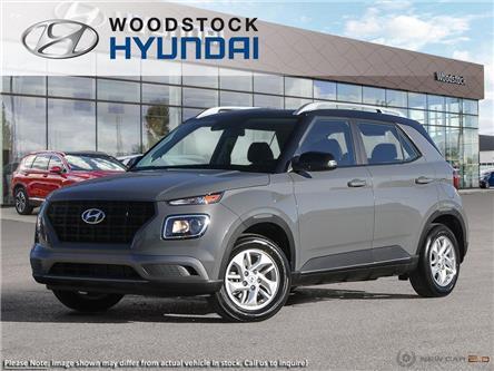 2021 Hyundai Venue Preferred w/Two-Tone (Stk: VE21001) in Woodstock - Image 1 of 23