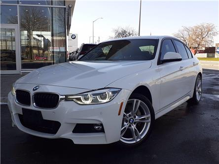 2018 BMW 330i xDrive (Stk: P9635) in Gloucester - Image 1 of 27