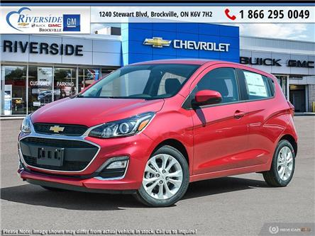 2021 Chevrolet Spark 1LT CVT (Stk: 21-039) in Brockville - Image 1 of 23