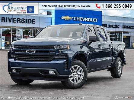 2021 Chevrolet Silverado 1500 RST (Stk: 21-038) in Brockville - Image 1 of 23