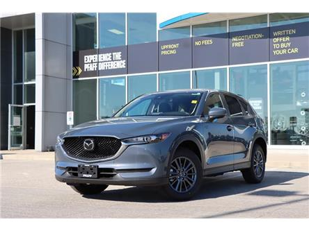 2021 Mazda CX-5 GS (Stk: LM9692) in London - Image 1 of 22