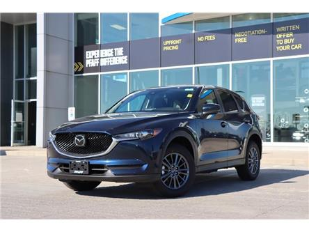 2021 Mazda CX-5 GS (Stk: LM9715) in London - Image 1 of 21