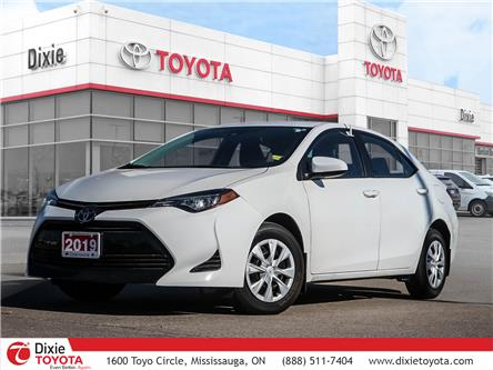 2019 Toyota Corolla  (Stk: D201923A) in Mississauga - Image 1 of 25