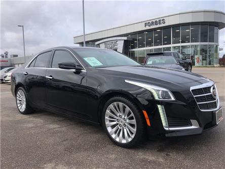 2014 Cadillac CTS 2.0L Turbo Luxury (Stk: 49213) in Waterloo - Image 1 of 29
