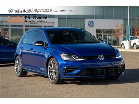 2018 Volkswagen Golf R 2.0 TSI (Stk: 90452B) in Calgary - Image 1 of 47