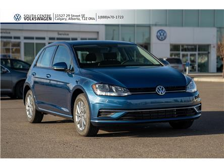 2020 Volkswagen Golf Comfortline (Stk: 00237) in Calgary - Image 1 of 36