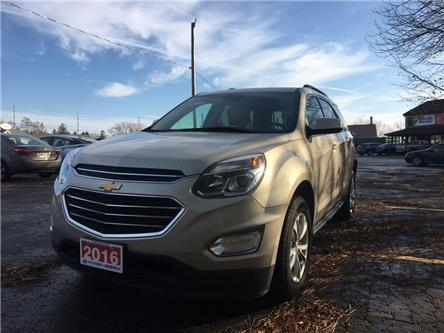 2016 Chevrolet Equinox LT (Stk: ) in Kincardine - Image 1 of 14