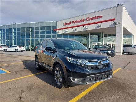 2018 Honda CR-V EX-L (Stk: 2200376A) in Calgary - Image 1 of 30
