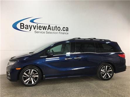 2018 Honda Odyssey Touring (Stk: 37392W) in Belleville - Image 1 of 30