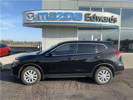 2017 Nissan Rogue SV (Stk: 22507) in Pembroke - Image 1 of 11