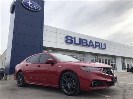 2018 Acura TLX Elite A-Spec (Stk: P798) in Newmarket - Image 1 of 21