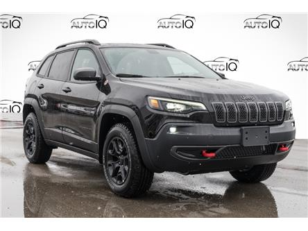 2021 Jeep Cherokee Trailhawk (Stk: 44228) in Innisfil - Image 1 of 30