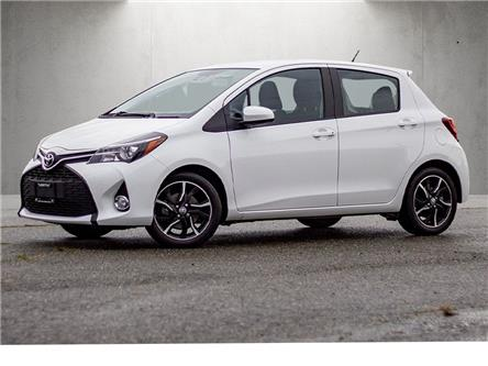 2017 Toyota Yaris  (Stk: HA6-3691A) in Chilliwack - Image 1 of 16