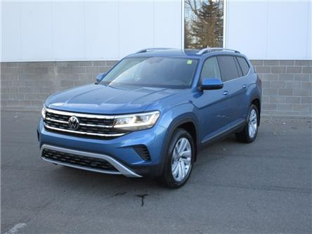 2021 Volkswagen Atlas 3.6 FSI Highline (Stk: 210047) in Regina - Image 1 of 47