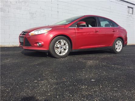 2012 Ford Focus SEL (Stk: 2890) in Belleville - Image 1 of 12